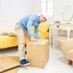 引越しの準備と荷造りの用意